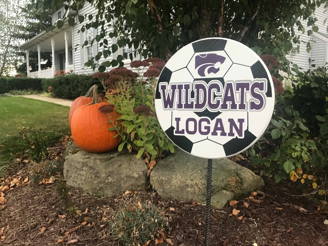 Yard Signs- Wildcats Soccer