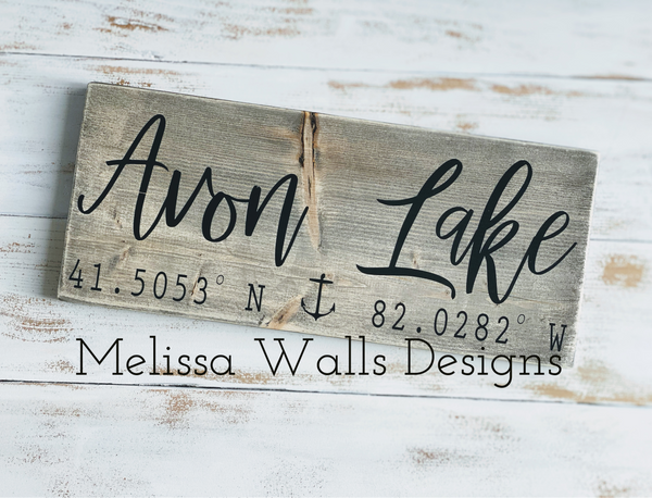 Avon Lake City Coordinates