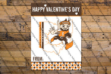Load image into Gallery viewer, Football Valentine