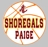 Shoregals Basketball- Yard Signs (read description below)