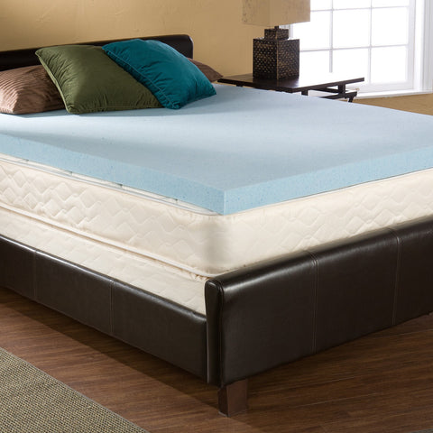 Mattress Size Foam & Bed Toppers