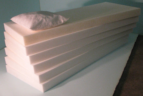 Mattress Size Foam, Twin or Long Twin