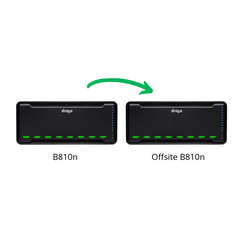 8-Bay Offsite Pack - Two Drobo B810n Units