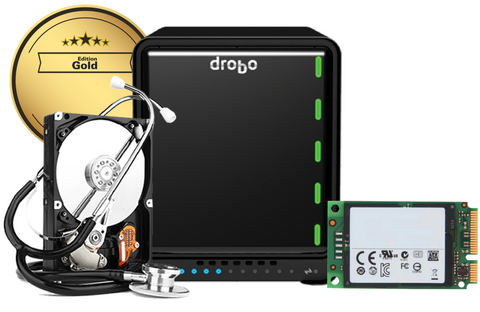 Drobo 5N2 Gold Edition - NEW
