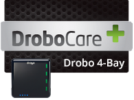 1 Year DroboCare for Drobo 4-Bay