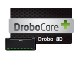 1 & 3 Year DroboCare for 8D