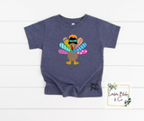 Turkey Girl 3 Infant Toddler