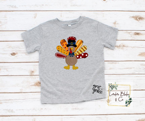 Turkey Boy 3 Infant Toddler