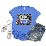 Dallas Cowboys Football Cheetah