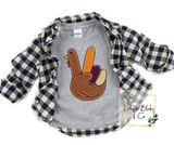 Turkey Peace Infant Toddler