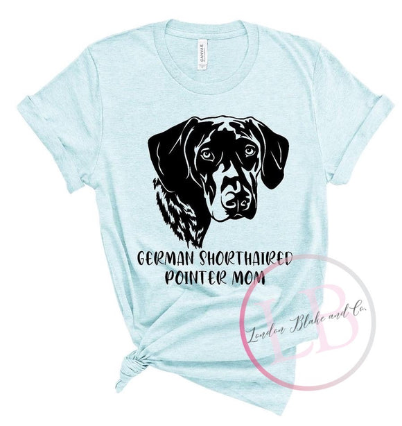 German Shorthaired Pointer Mom