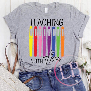 Teaching With Flair