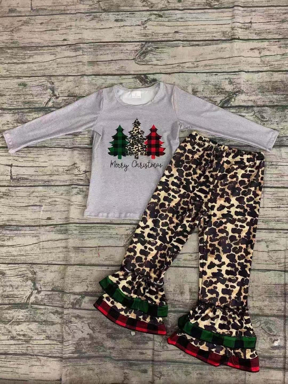 Merry Christmas Red Green Cheetah PREORDER 11/10