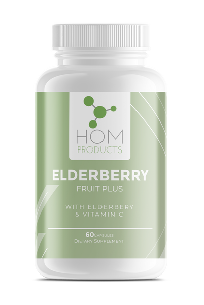 Elderberry - 600mg (Immune Boost)