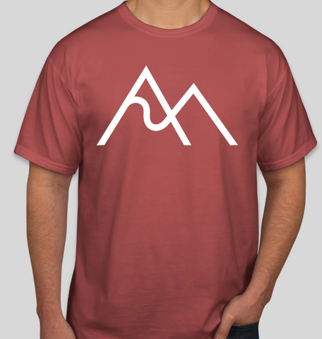 """Journey More"" Comfort Colors Short Sleeve T-shirt. No front pocket."
