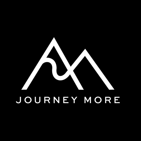 Journey More Bumper Sticker