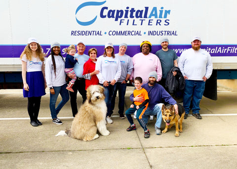 Capital Air Filters Staff