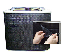 Load image into Gallery viewer, Permatron Prevent Wrap Around HVAC 38x100 Cut To Fit Coil Protector Screen Kit
