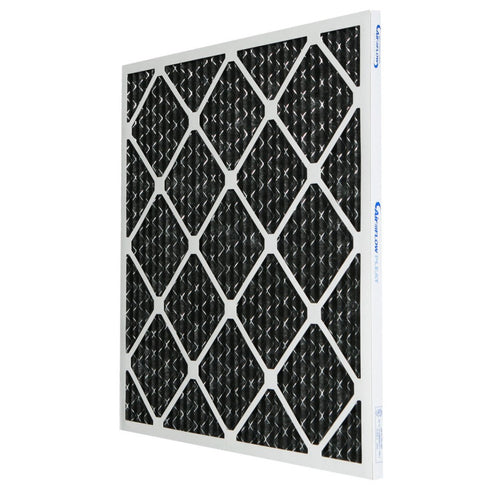 1 inch Carbon Pleated Air Filters for Smoke Removal and Odor Control