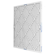 Load image into Gallery viewer, 1 inch MERV 13 white Pleated Air Filters for HVAC allergy home