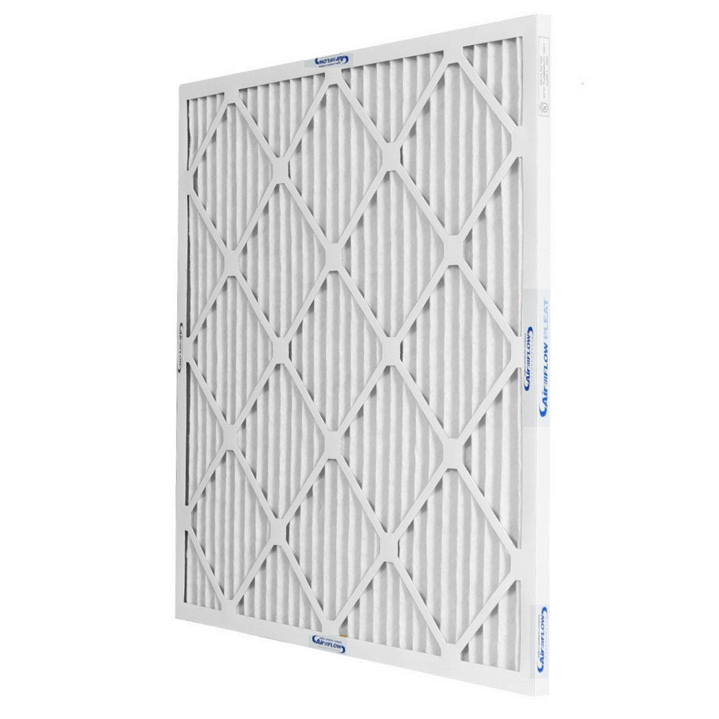 1 inch MERV 13 white Pleated Air Filters for HVAC allergy home