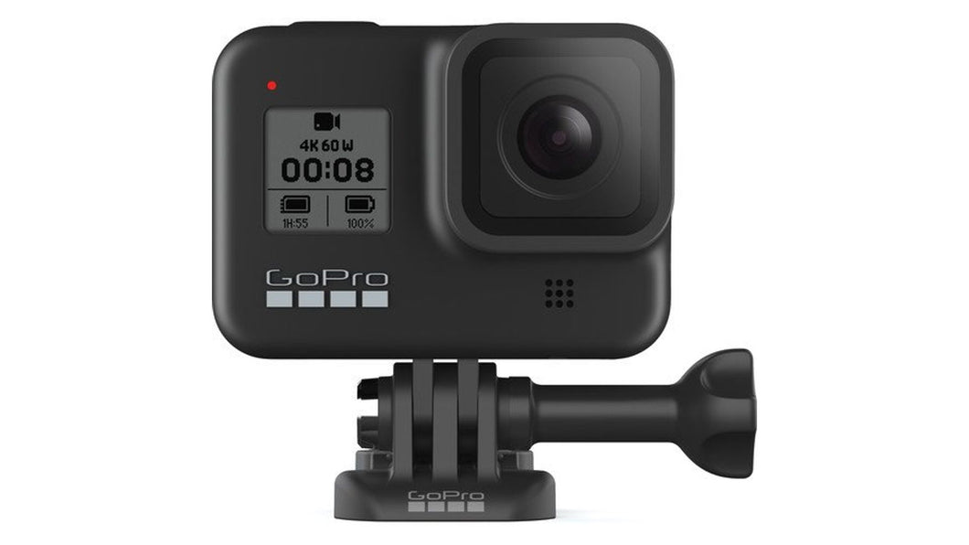 GoPRO 8 (Hourly rate)