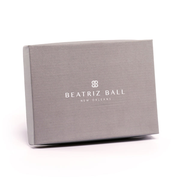 Beatriz Ball Rectangular Engraved Tray - Celebrate