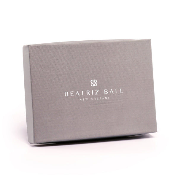 Beatriz Ball Rectangular Engraved Tray - Blessed