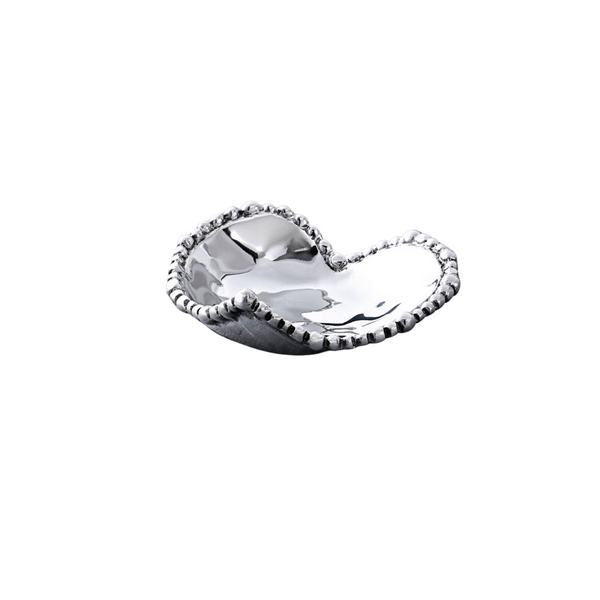 Beatriz Ball Organic Pearl  Heart Bowl