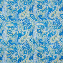 "Load image into Gallery viewer, Gypsy ""Paisley"" in Cornflower Blue by P/Kaufmann"