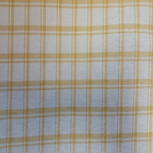 Load image into Gallery viewer, Plaid Check Yellow