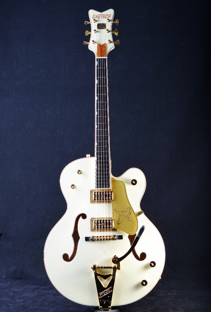 Gretsch 2019 G6136T-59 Vintage Select Edition '59 Falcon Vintage White Lacquer - Used