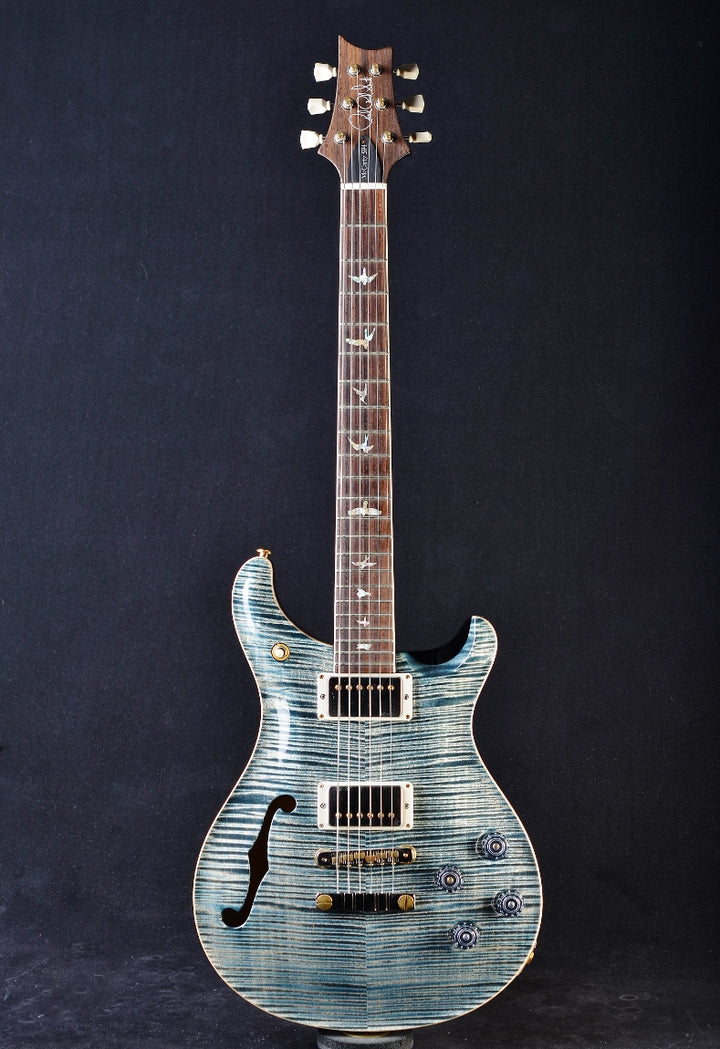 PRS 2020 McCarty 594 Semi-Hollow Limited Faded Whale Blue - Used