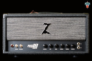 Dr Z Maz-18 Jr NR Head - Black with Z-Wreck Grill