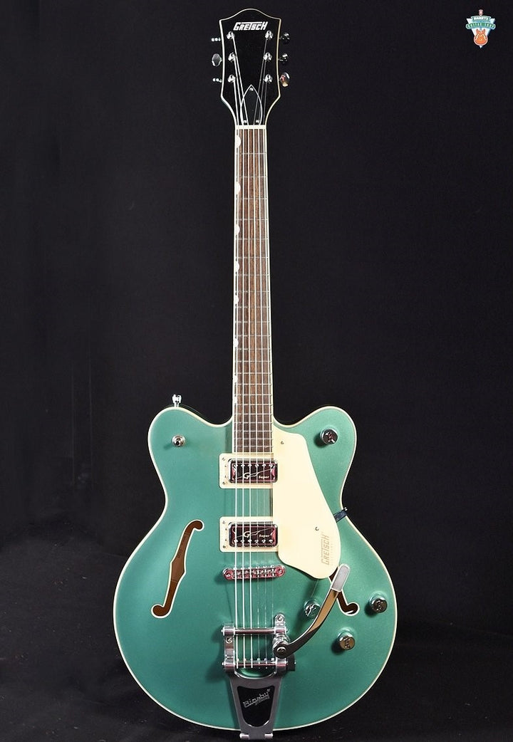 Gretsch 2017 G5622T Electromatic Center Block Hollowbody Georgia Green - Used