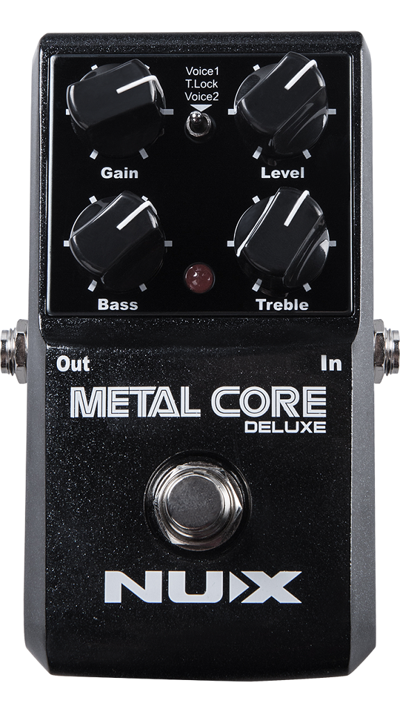 NuX Metal Core Deluxe Distortion