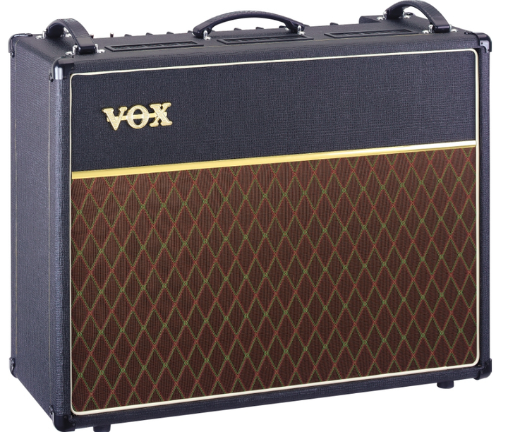 Vox AC30C2X Combo with Celestion Blue Alnico Speakers