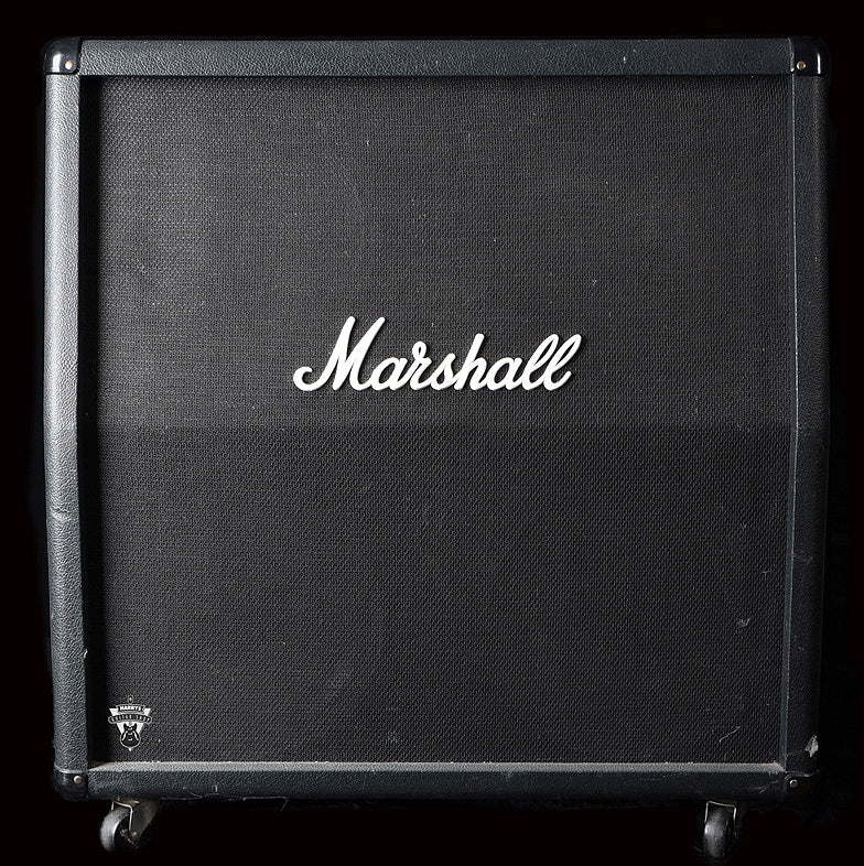 Marshall 2007 MC412A 4X12 Cabinet - Used