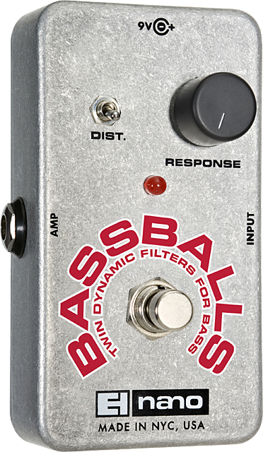Electro-Harmonix Bassballs Twin Dynamic Filter