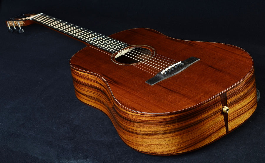 Bedell Angelica Grandezza Dreadnought - Western Red Cedar/East Indian Rosewood