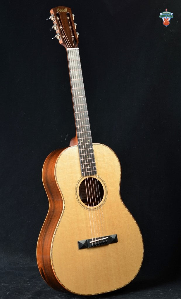 Bedell Bahia Parlor - Adirondack Spruce/Brazilian Rosewood