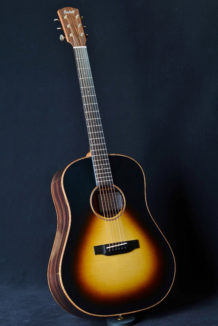 Bedell Coffee House Dreadnought - Adirondack Spruce/Indian Rosewood