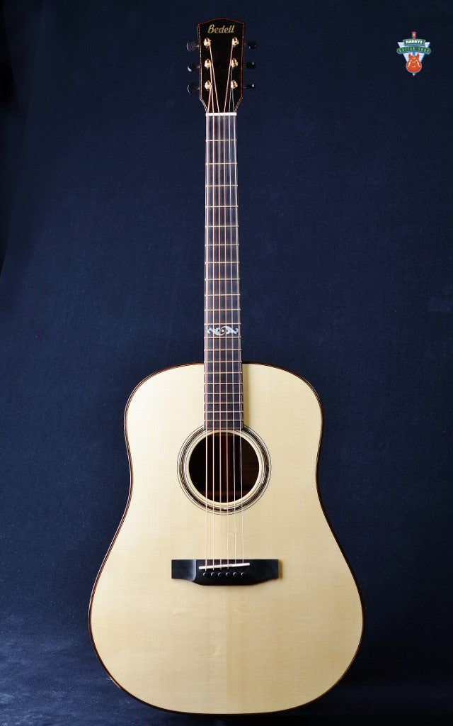 Bedell Limited Brazilian Collection Overture Dreadnought