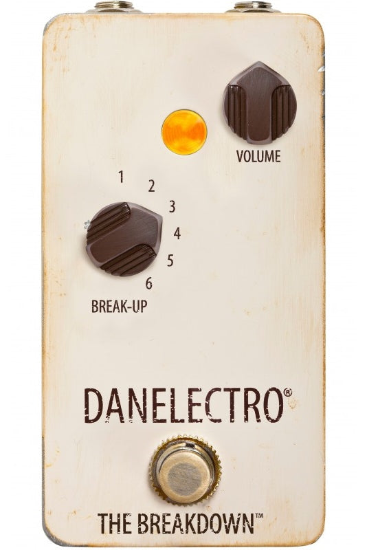 Danelectro The Breakdown Boost/Overdrive