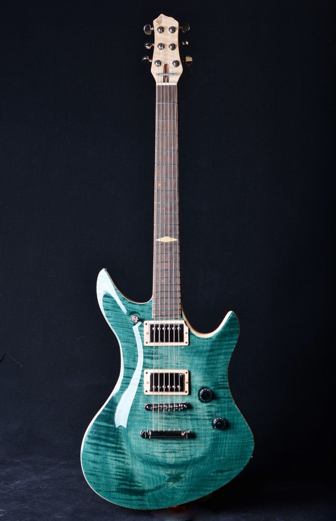 Dineen Hammerhead Prototype _ Deep Sea Green