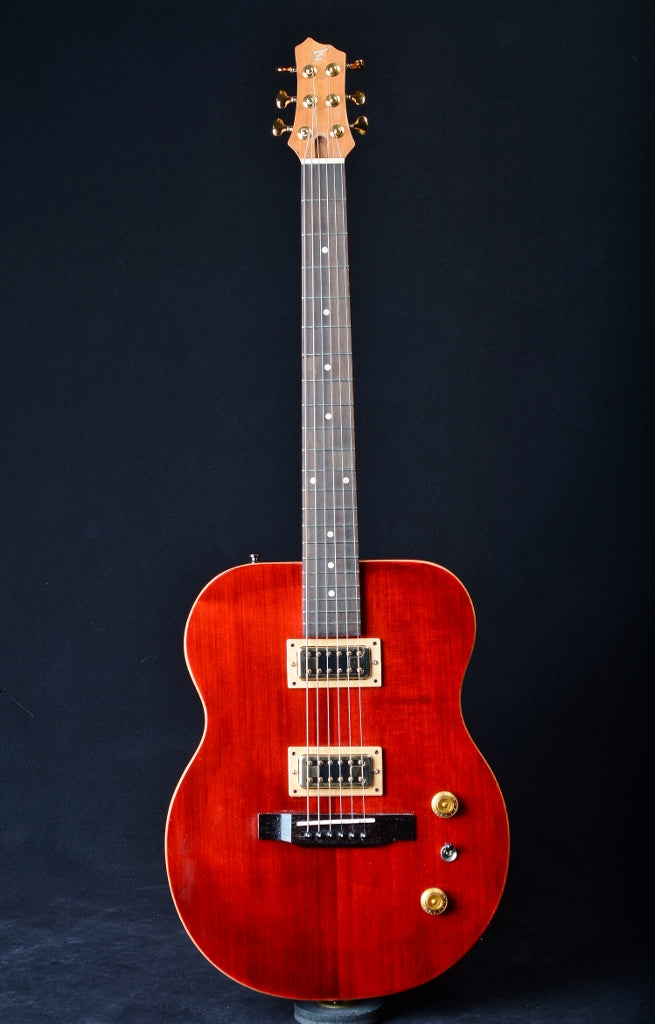 Dineen Hybrid II - Trans Red