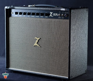 Dr Z Z-Lux Combo - Black with Tan Grill