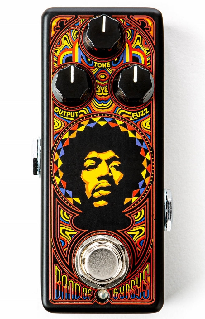 Authentic Hendrix '69 Psych Series Band of Gypsys Fuzz JHW4