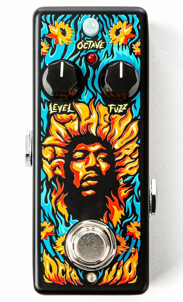 Authentic Hendrix '69 Psych Series Octavio Fuzz JHW2