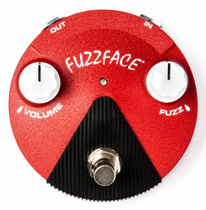 Dunlop Jimi Hendrix Band of Gypsys Fuzz Face Mini Distortion FFM6